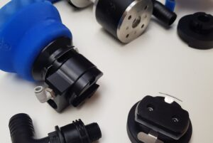 Adapter kit for vacuum robotic tooling