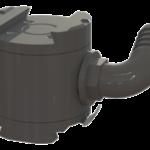 Vacuum Swivel for robot tool changer