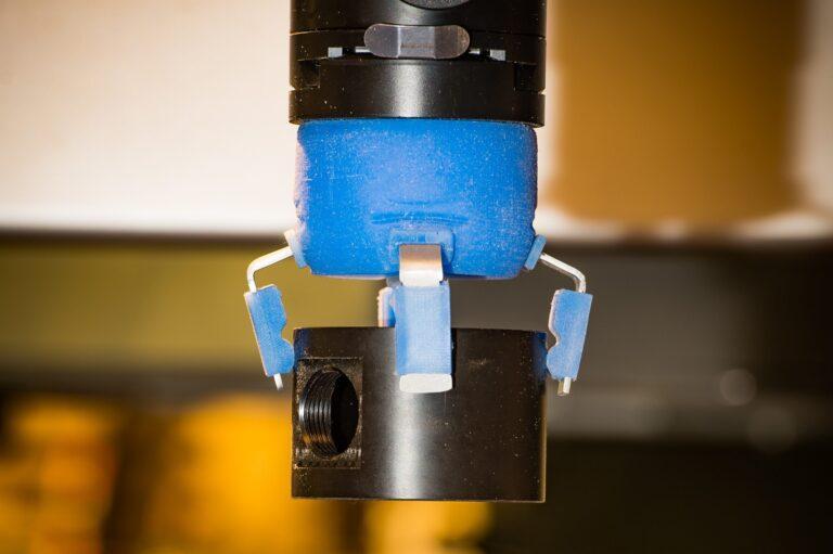 вакуумный захват для робототехники